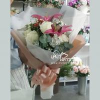 บริการจัดดอกไม้พร้อมส่ง