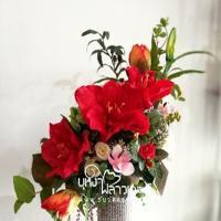 รับจัดดอกไม้ประดิษฐ์ตามสั่ง