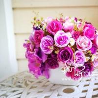 รับจัดดอกไม้ปลอม