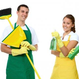 บริการทำความสะอาดทาวเฮ้าส์