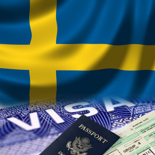 วีซ่าสวีเดน