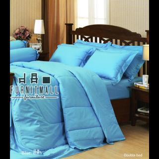 ชุดผ้าปูที่นอน Jessica รุ่น J BLUE