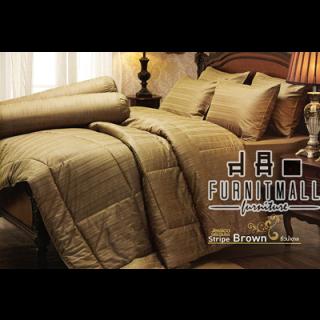ชุดผ้าปูที่นอน Jessica รุ่น J BROWN