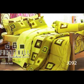 ชุดผ้าปูที่นอน Jessica รุ่น J092