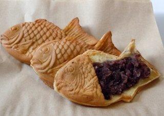 สอนทำขนมปลาไทยากิ (Taiyaki)