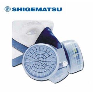 หน้ากากไส้กรองคู่ SHIGEMATSU