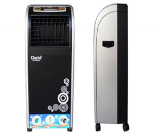 พัดลมไอเย็น Clarte รุ่น CT100WAC สีดำ
