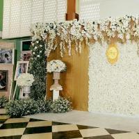 บริการรับจัดดอกไม้สดงานแต่งงาน