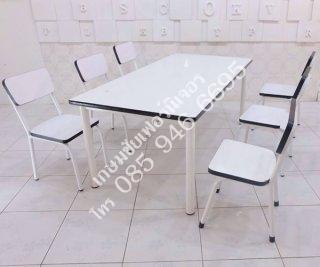 ชุดโต๊ะอนุบาลหน้าโฟเมก้า