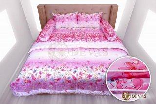 ชุดผ้าปูที่นอน ขนาด 5 ฟุต