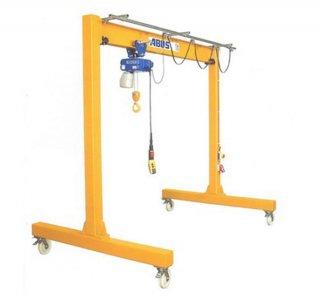 เครนไฟฟ้า ชนิด Gantry Crane