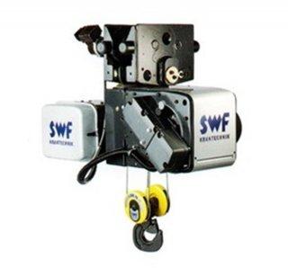 รอกสลิงไฟฟ้า ชนิด SWF