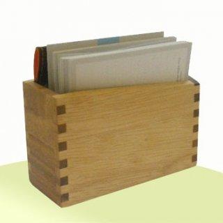 Associate of Wood Stationery Desk Set