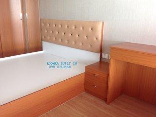 บริการรับออกแบบตกแต่งห้องนอน