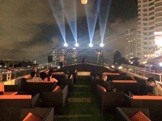 staff party Chao Phraya Cruise