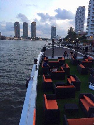 Bangkok Dinner Chao Phraya Cruise