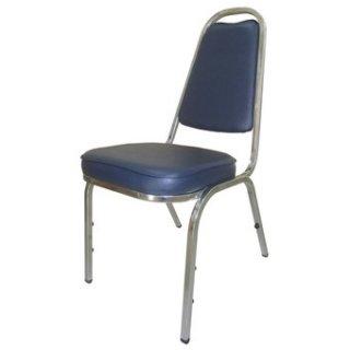 เก้าอี้จัดเลี้ยงรุ่น J-35 ขาชุบโครเมี่ยม