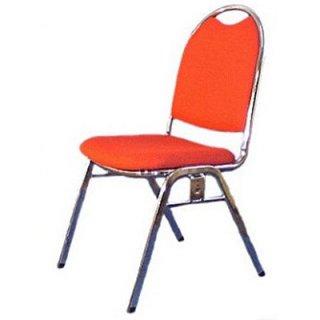 เก้าอี้จัดเลี้ยงรุ่น J-85 ขาชุบโครเมี่ยม
