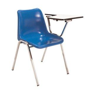 เก้าอี้โพลีเลคเชอร์รุ่น LP-65 ขาชุบโครเมี่ยม