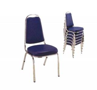 เก้าอี้จัดเลี้ยง ขาชุบโครเมี่ยม รุ่น J-35