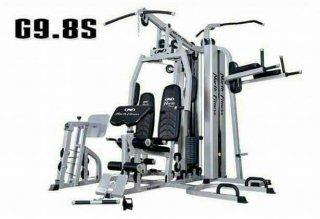 ชุดโฮมยิม Multi Gym 4 สถานี Leg Pass รุ่น G9 8S