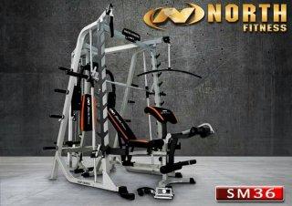 ชุดโฮมยิม North Fitness SM36