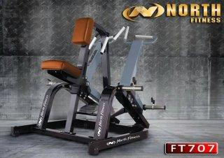 ม้าบริหารปรับระดับ North Fitness รุ่น FT707