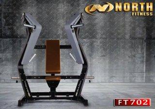 ม้าบริหารปรับระดับ North Fitness รุ่น FT702