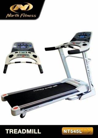 ลู่วิ่งไฟฟ้า North Fitness TREADMILL รุ่น NT545L