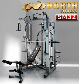 ชุดโฮมยิม North Fitness รุ่น SM32