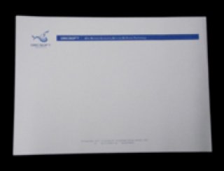 สิ่งพิมพ์ซอง10x13 สีขาว