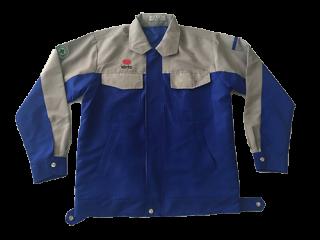 แบบเสื้อช็อปบริษัท THAI SINTOKOGIO