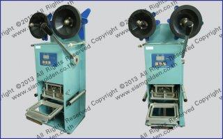 เครื่องซีลปิดปากถ้วยพลาสติก รุ่น FRG 2001C