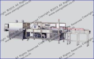 เครื่องสวม ตัด อบฟิล์มหดอัตโนมัติ รุ่น MH ZB 6IIB