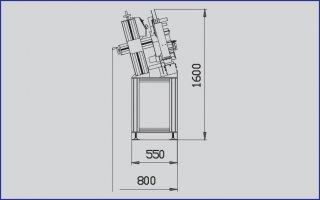 STICKER LABELLING MACHINE MODEL AC2000