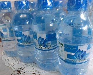 สั่งผลิตน้ำดื่มสะอาดจำนวนมาก