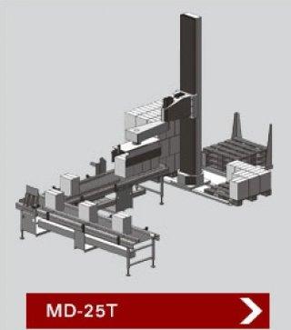 PALLETIZER MODEL MD 25T