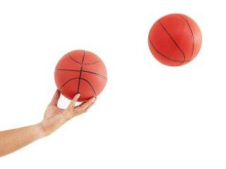 แทรมโพลีน Basketball Hoop