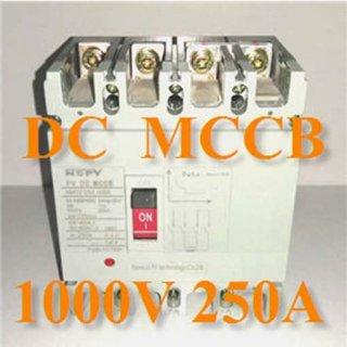 เบรกเกอร์ไฟฟ้า MCCB DC 1000V 250A