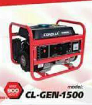เครื่องยนต์ปั่นไฟเบ็นซิน รุ่น CL GEN 1500