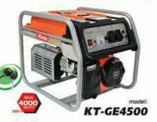 เครื่องยนต์ปั่นไฟเบ็นซิน รุ่น KT GEN 4500