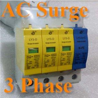 ชุดป้องกันไฟกระชาก AC 20kA 3เฟส