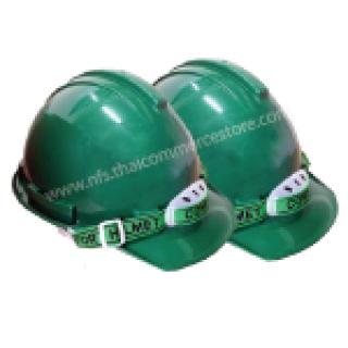 หมวกนิรภัย M MAX COMFORT สีเขียว