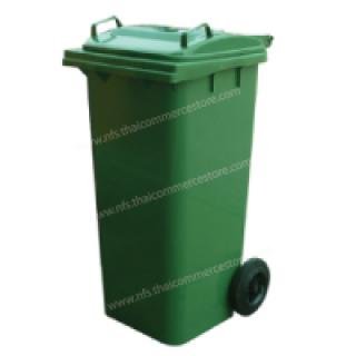 ถังขยะขนาดความจุ 120 ลิตร รุ่น SJ S120 ( W )