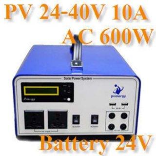 อินเวอร์เตอร์ แบบพกพา 600W 24V