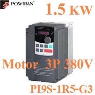โซล่าปั้ม 3 เฟส 380V 1.5KW