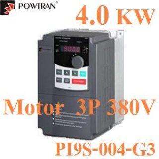โซล่าปั้ม 3 เฟส 380V 4.0KW