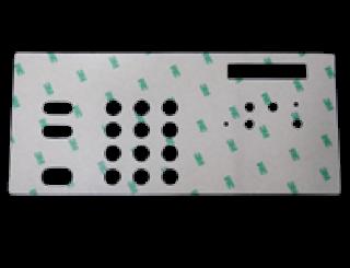 แผ่น PC แบบติดกาว 3M