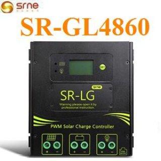โซล่าชาร์จ รุ่น SR LG4860 12V 48V PWM