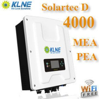 อินเวอร์เตอร์ KLNE รุ่น Solartec D 4000